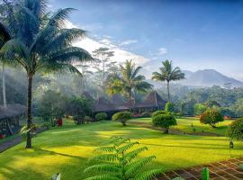MesaStila Resort and Spa, resort in Borobudur