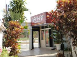 Arahra Hotel, hotel in Aparecida de Goiânia