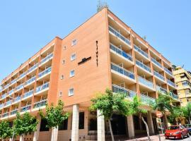 Hotel Olympus, hotel en Benidorm
