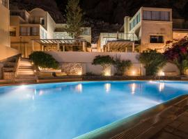 Antinea Suites Hotel & Spa, hotel a Kamari