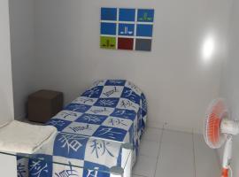 Flat Três Marias, budget hotel in Goiânia
