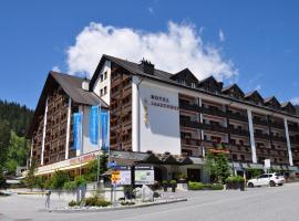 Hotel Laaxerhof, Hotel in der Nähe von: Caumasee, Laax
