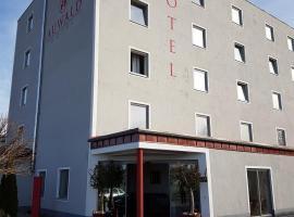 Auwald Hotel, отель в Ингольштадте