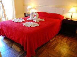 Hotel del Paseo, отель в городе Мар-дель-Плата