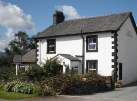 Netherdene Country House Bed & Breakfast, hotel with jacuzzis in Troutbeck