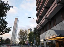Admiral Hotel, hotel near CityLife, Milan