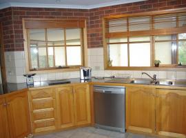 Getawaytoaljon, accommodation in Mansfield