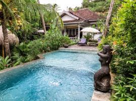 Lombok Zen Villa, three-star hotel in Kuta Lombok