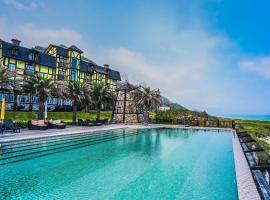 斯圖亞特海洋莊園,鹽寮村的飯店