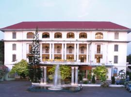 Yuzana Garden Hotel, hotel in Yangon