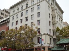 SF Plaza Hotel, hotel near Oracle Park, San Francisco
