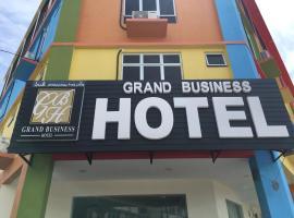 Grand Business Hotel, hotel di Jertih