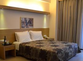 Kyridis Hotel, hotel a Komotini