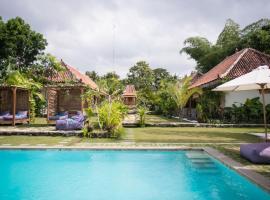 Blue Garden Yogyakarta, homestay in Yogyakarta