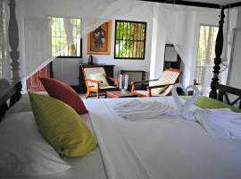 Wasantha Garden Hotel, отель в Велигаме