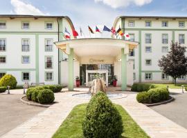 Parkhotel Plzen, hotel v Plzni