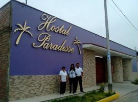 Paradisse, accommodation in Huacho