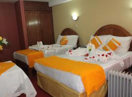 Julio Cesar Hoteles, hotel in Puno