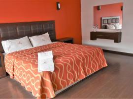 Hotel Boutique Toluca, hôtel à Toluca