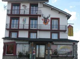 Le Catalan, hotel a Mont-Louis