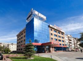 Гостиница Славянка, отель в Челябинске