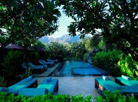 Taruna Boutique Homestay & Spa, beach hotel in Pemuteran