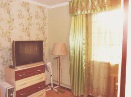 Apartment on Zakarpatskaya Street, hotel in Krasnoye Pole