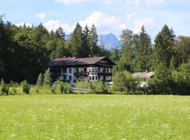Hotel Köppeleck, hótel í Schönau am Königssee