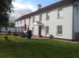 Crannaford Cottage, hotel near Exeter International Airport - EXT,