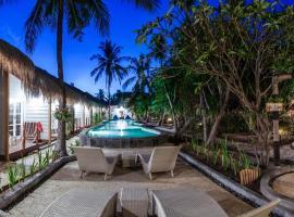 Manta Dive Gili Trawangan Resort, hotel near Gili Trawangan Art Market, Gili Trawangan