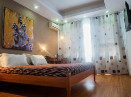 Radama Hotel, отель в Антананариву