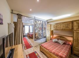 Cervinia – Matterhorn Apartments, serviced apartment in Breuil-Cervinia