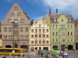 Arnulfsplatz Aparts, Ferienwohnung in Regensburg
