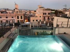 Petit Palace Hotel Tres – hotel w Palma de Mallorca