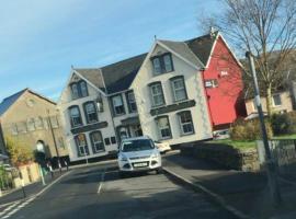Mount Pleasant, hotel near Cyfarthfa Castle, Aberdare