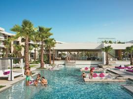 Breathless Riviera Cancun Resort & Spa - Adults Only, poilsio kompleksas mieste Puerto Morelos