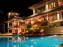 Villa Oriole، فندق في ليان بيتش