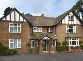 The Pilgrim's Guest House, hotel near Chieveley Services M4, Newbury