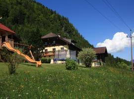 Hefenscherbauer, hotel in Annaberg im Lammertal