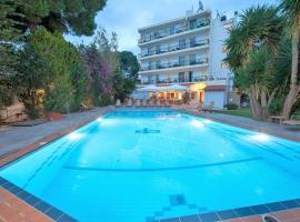 Thomas Beach Hotel, hôtel à Nea Makri près de: Aéroport international Elefthérios-Venizélos d'Athènes - ATH