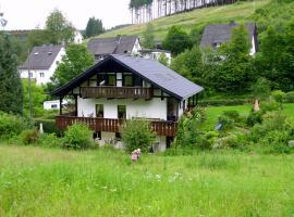 Ferienwohnung Schmallenberg, apartment in Schmallenberg