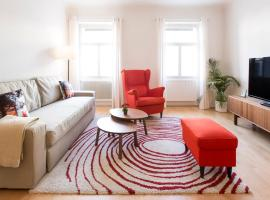 Next2Mozart-Apartment, Hotel in der Nähe von: Kapuzinerberg und Kapuzinerkloster, Salzburg