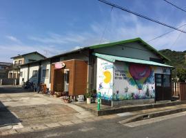 Season 2, hotel in Naoshima