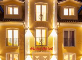 Moin Hotel Cuxhaven, hotel in Cuxhaven