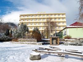 Hotel Palace, hotel near Starý Smokovec-Hrebienok, Vysoké Tatry
