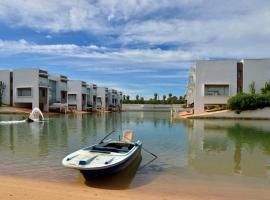 Eden Island Villa - Bouznika, hotel in Bouznika