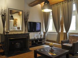 Cosy St Jean***, ξενοδοχείο κοντά σε Βασιλική της Παναγίας της Φουρβιέρ, Λυών