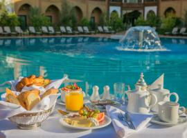 Hotel Riad Ennakhil & SPA, hotel in Marrakesh