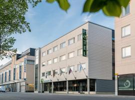 GreenStar Hotel Joensuu, hotelli kohteessa Joensuu