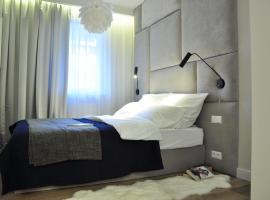 City Rent Apartments – hotel w pobliżu miejsca Stacja kolejowa Łódź Kaliska w Łodzi